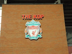 The Kop (lcfcian1) Tags: liverpool fc leicester city anfield football sport merseyside epl bpl premier league liverpoolfc leicestercity liverpoolvleicester liverpoolvleicestercity lfc lcfc the kop badge