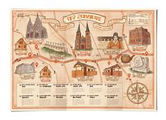 [Information Design] Deagu Street Tour Map (ms.jisun.an) Tags: informationdesign infographics map graphicdesign visualcommunicationdesign jisunanteachingportfolio daegu