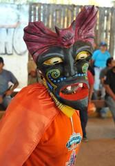 Bat Mask Tilcajete Carnaval Mexico (Ilhuicamina) Tags: masks mexico mexican oaxacan tilcajete fiestas zapotec carnival bat woodcarving