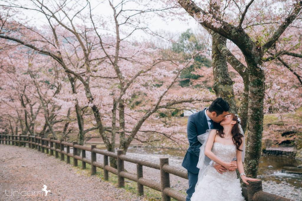 《海外婚紗》Winson & Grace / 日本京都 Kyoto