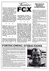 Leicester City vs Southampton - 1982 - Page 9 (The Sky Strikers) Tags: leicester city southampton fa cup road to wembley filbert street official matchday magazine 35p