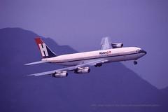 "Boeing, 707-324C, G-HEVY, ""Heavylift"", VHHH, Kai Tak, Hong Kong (Daryl Chapman Photography) Tags: ghevy boeing 707 cargo freighter kaitak landing arrival 13 igs classic airhongkong ld ahk 707324c 19350 yapam pamirairways johnsonsair 9gold ppvlo varig ellat n17327 9goal 537"
