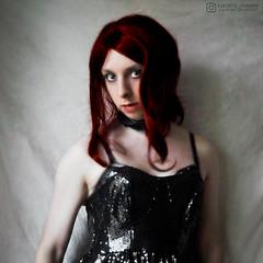736-02 (Karolina Meelee) Tags: beautiful portrait crossdresser transvestite transgender trap style pretty