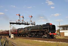 20090413   71000 (paulbrankin775) Tags: 71000 gloucester duke kidderminster svr br 8p steam locomotive bridgnorth
