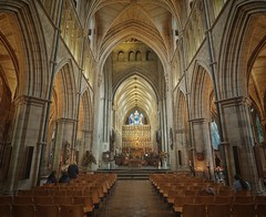 Southwark Cathedral (StefanJurcaRomania) Tags: london gb great britain uk united kingdom england church cathedral abbey