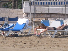 SITGES - SEPT 2006 (CovBoy2007) Tags: spain sitges beach sand men gay sun water ocean beachholidays gaysitges hunk speedos stud legs hot man sea chico anatomy maleanatomy gaybeach gaymen ilovesitges love espania
