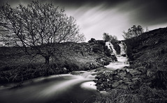 Bleabeck Force (-- Q --) Tags: teesdale highforce waterfall water durham longexposure lee09softgrad leebigstopper