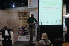 #CoP17 Wed 27 Sept 2016 (CITES Secretariat) Tags: cop17 cites