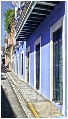 Arquitectura Sanjuanera (San Juan Arquitecture) (SamyColor) Tags: canon50d tamron28mmf25adaptall2 arquitectura ecture acerassanjuaneras sanjuansidewalks color colori colrido colores colors aviary colorefexpro4