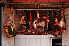 A Local Butcher in Morocco. (Photographing_The_World) Tags: morocco marokk travel travelphotography arabic africa muslimcountry culture wanderlust explore people northafrica moroccan moroccanculture moroccancolors moroccancolours moroccanpeople africanpeople discovermorocco exploremorocco marrakesh marrakech fes fez agadir asilah essaouira merzouga sahara maroc chefchaouen colors travelphotos arabicculture arabicpeople travelblog muslimpeople muslimculture diversity multicultural locals locallife moroccanlifestyle moroccanlife localbutcher butcher moroccanbutcher moroccanmeatshop meatshop moroccanbutchers butcherinmorocco