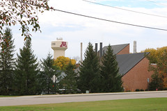 Homecoming 2016 (University of Minnesota, Morris Alumni Association) Tags: homecoming homecoming2016 watertower biomassfacility biomass heatingplant