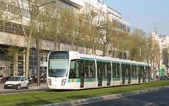 2007-04-10 - Paris, Balard (lausanne1000) Tags: paris ratp stif parisien rgie transports commun public publics ledefrance 75 france alstom citadis tram tramway streetcar strassenbahn