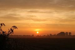 Zonsopkomst in Oostkapelle (Omroep Zeeland) Tags: oostkapelle zonsopkomst natuur zon