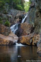 LR-9575 (mikekos333) Tags: 2016 waterfall rangeley maine smallsfalls mike catherine