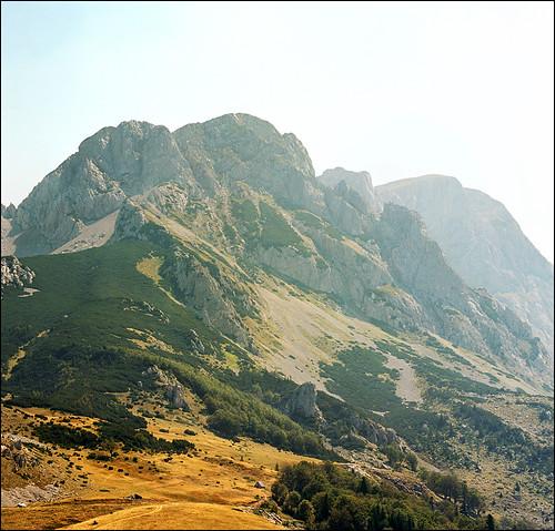 Foot of Zelengora mountain