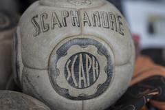 Scaphandre (LemasaCDLM) Tags: hungaria scaphandre fútbol soccer balón