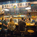 The brew pub at Russian River Brewing Company