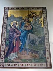 Flight - Hambleton Rutland (jmc4 - Church Explorer) Tags: hambleton church rutland reredos