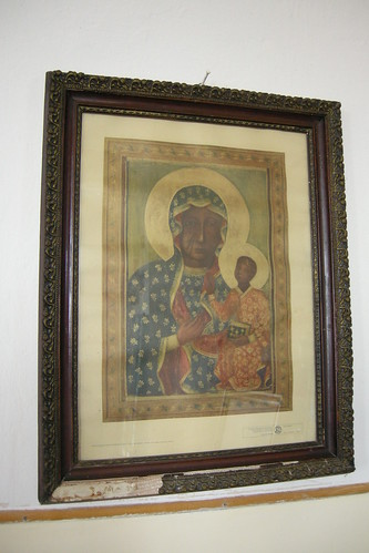 TECHIRGHIOL - The German Church: The Black Madonna