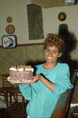 Equator Club Philadelphia 1994 055 Suzanne from Ethiopia Birthday (photographer695) Tags: from birthday philadelphia club suzanne 1994 ethiopia equator