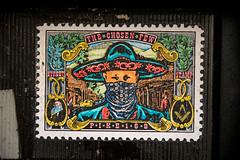 Pike (dprezat) Tags: pike paris street art graf tag pochoir peinture aérosol bombe spray nikond800 nikon d800