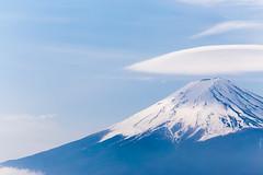 Mushroom Cloud (notjustnut) Tags: travel mountain lake japan landscape fuji traveller fujisan ropeway mtfuji kawaguchilake