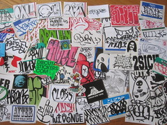 Stickers... bag em an tag em (Graffiti Defense Coalition) Tags: seattle net one graffiti escape arte satire stickers aliens mq liv bern reach jolly coalition noise lk waffles uh index gn defense gaba spf nrc 40oz utk blinker vrs 1810 anglo slaps emanate draven mombo nbd nc17 kerse icr wuh vanh wkt oal gime tfk aerub yeloe clober starpig whore24 ridindirty aybee hekto 2sick starheadboy mrsay ifer btar diecutstickers photocoyote eloms ayter skoolst washbones tinybluebaby yabutstill