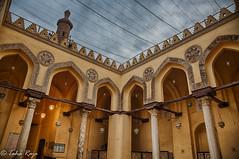 Aqmar Courtyard February 22, 2013 f/7.1 Canon EOS 5D Mark III (taharaja) Tags: egypt cairo hussein husain anwar misr fatemi juyushi lulua attiq aqmar fatimidcity moizlidinillahstreet mosqueofhakim