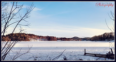Molandsvann (yvind Bjerkholt (Thank you all for 180K+ views)) Tags: winter ice nature water beautiful norway canon landscape eos evening norge afternoon soe hdr srlandet arendal photomatix 600d austagder cs6 molandsvann ringexcellence austremoland rememberthatmomentlevel1