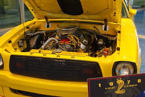 Ford Mustang King Cobra 1978