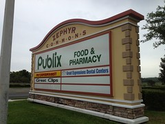 Multi Tenant Monument Sign (SIGNSTAR from design to reality) Tags: signage branding zephyrhills signstar