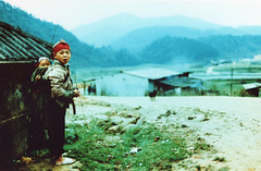 The Road Ahead (Paper Planes from the Aerie) Tags: film 35mm vietnam nikonf3 sapa seanlotman
