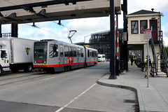 Muni 1505 [San Francisco tram] (Howard_Pulling) Tags: sf sanfrancisco california ca photo nikon picture tram april breda trams strassenbahn lrv 2013 hpulling howardpulling d5100