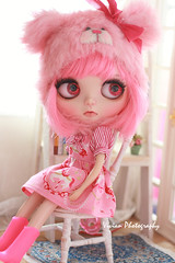 Do you love this pink girl