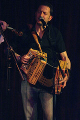 Faustus (2013) 07 - Saul Rose (KM's Live Music shots) Tags: greatbritain accordion folkmusic faustus melodeon englishfolk greennote saulrose folkonmonday