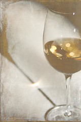 To Life (cogphoto) Tags: texture glass golden wine sparkle celebrate