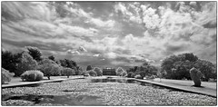 Boreham House (Infra Red) (Ellis Pictures) Tags: