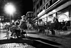 The City (Daan L) Tags: night spring italian denhaag icecream florencia nl parlor thehague aprl 2013