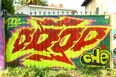 Drop (MR. NIC GUY ^.^) Tags: california urban streetart art landscape graffiti losangeles drop doc graffitiart