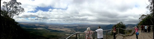 Boroka Lookout Panorama