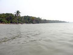 Dentro del mar de la Playa del Bosque, Centla (Caneckman) Tags: