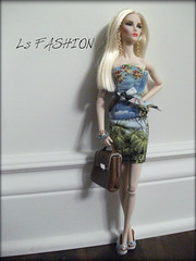 SUMMER 2013 (L.s FASHION) Tags: doll dolls elise handmade dania fr2 fashionroyalty lsfashion