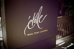 Etoile Restaurant @ Domaine Chandon