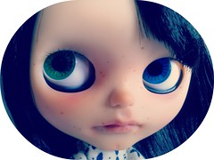 (rainbowcoton) Tags: blythe custom adg rainbowcoton