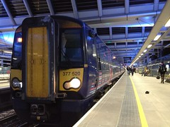 377520, London Blackfriars (looper23) Tags: london train fcc may railway trains class emu blackfriars 377 2013 377520