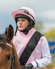 Rosie Jessop (Steve Barowik) Tags: horse groom nikon july plate jockey heath whip fullframe fx races newmarket racecourse trainer saddle 2000guineas d600 rowleymile 70200mmf28 nikond600 milleniumgrandstand barowik stevebarowik