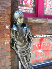 The Beatles, Liverpool (Jacinto Patricio) Tags: liverpool unitedkingdom merseyside