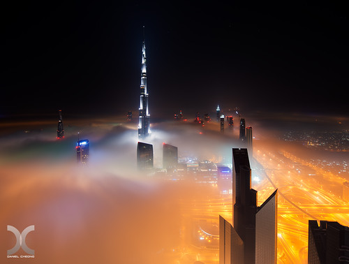 Dubai Fog :: The Dark Hour