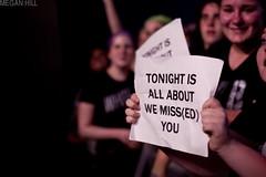 Fall Out Boy Fans (megan.hill) Tags: boy fall rock out save roll fans falloutboy 930club saverockandroll