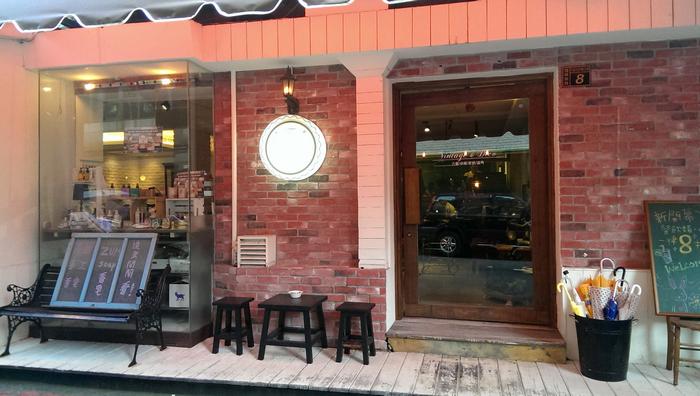 台北東區古董家具咖啡廳Space time cafe (1).jpg